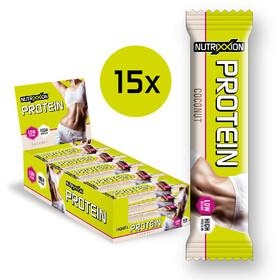 Nutrixxion Confezione Di Barrette Alle Proteine 15 x 35g / MHD 30.09.2021, Coconut